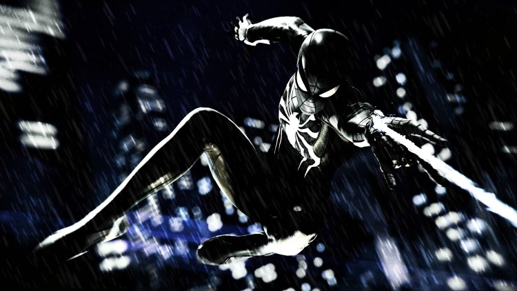Spider-man Dark