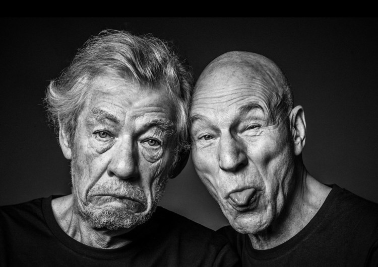 Stewert and  McKellen