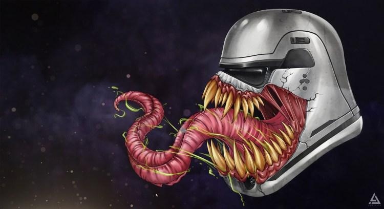 Venom Storm Trooper