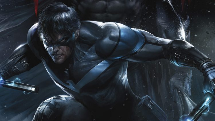 nightwing snarls