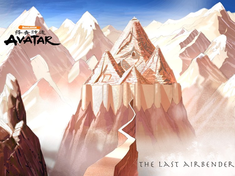 Avatar Air Temple