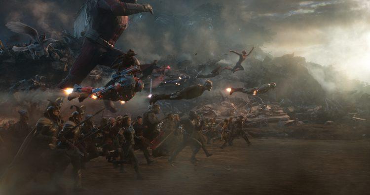 Avengers Assault