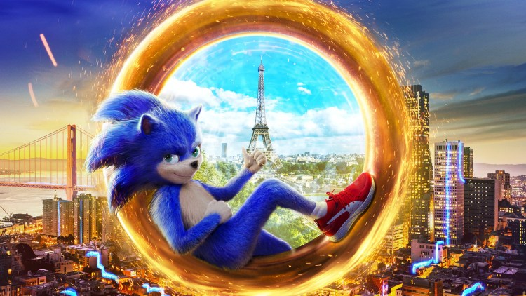 Sonic The Hadgehorg