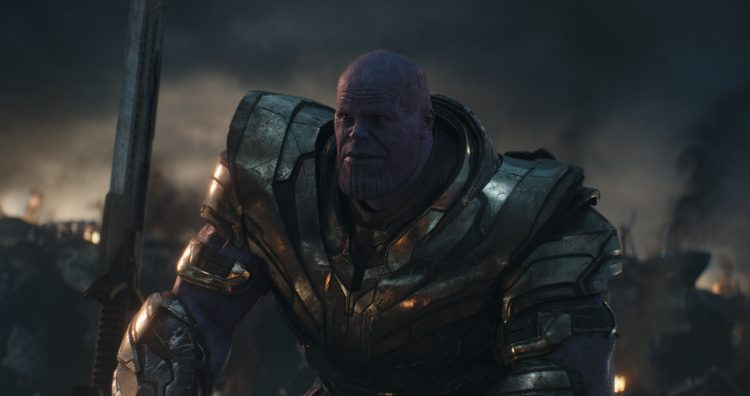 Thanos is Tired