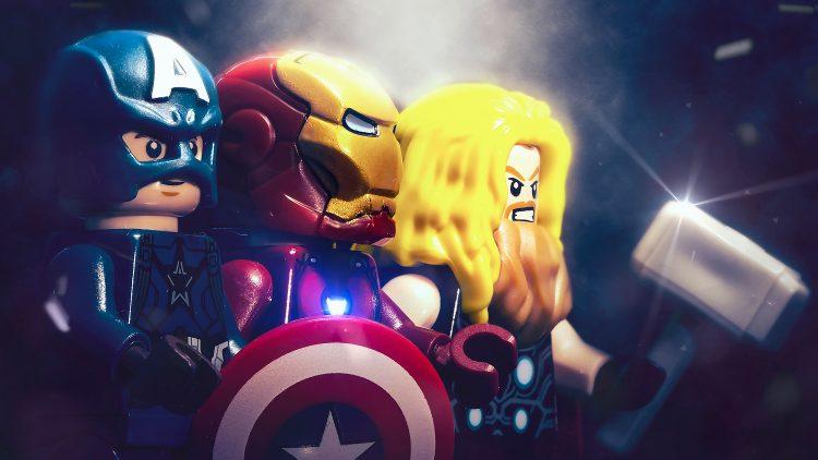 Lego Endgame Avengers