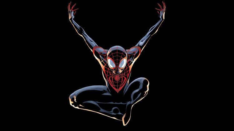 mile spider-man