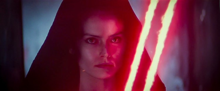 Red Faced Rey