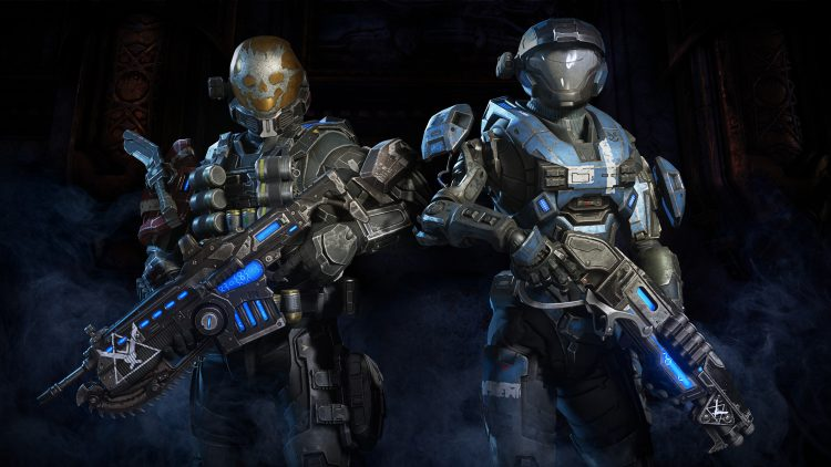 guess who's coming to gears of war