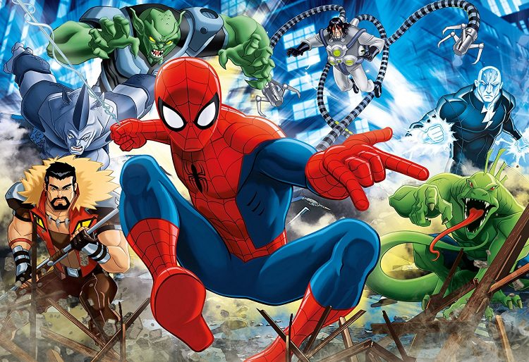 spider-man and his ultimate enemies