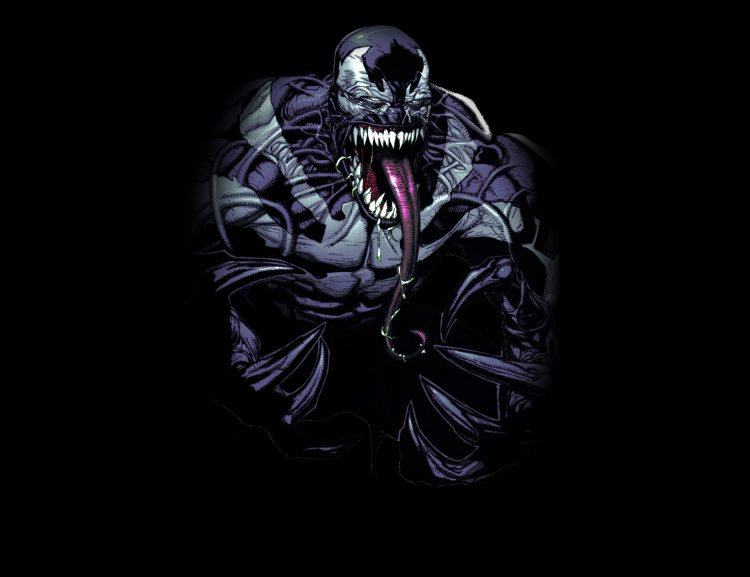 venom in the dark