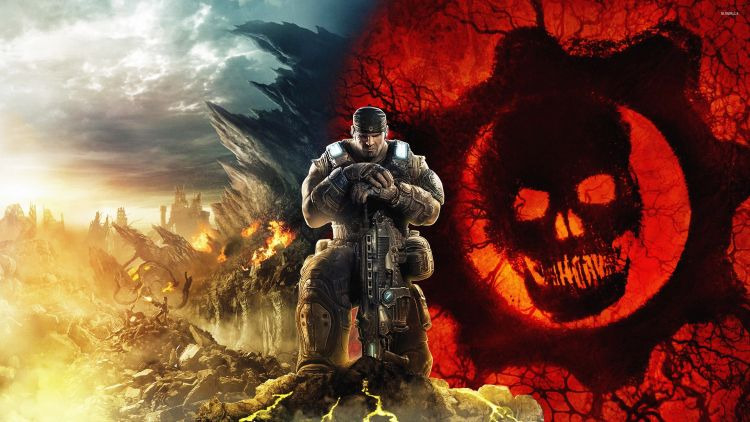 Gears 5 wallpaper