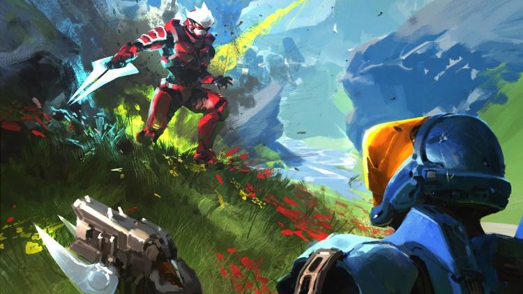 Halo 3 Confrontation