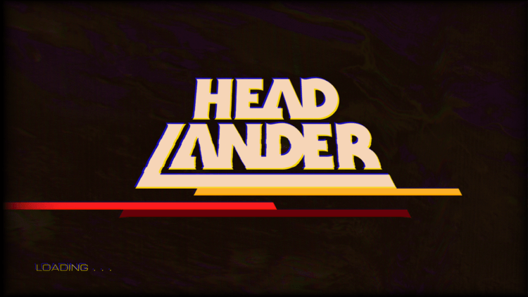 Head Lander Loading screen