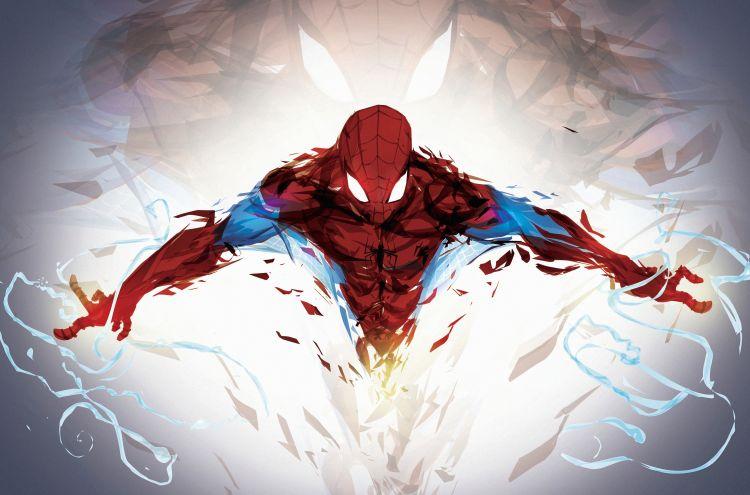 Spider-man Splatter
