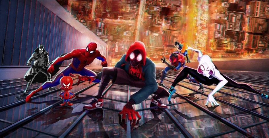 spider-verses