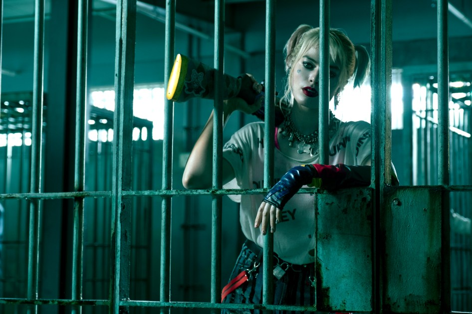 Harley with a gun in jail