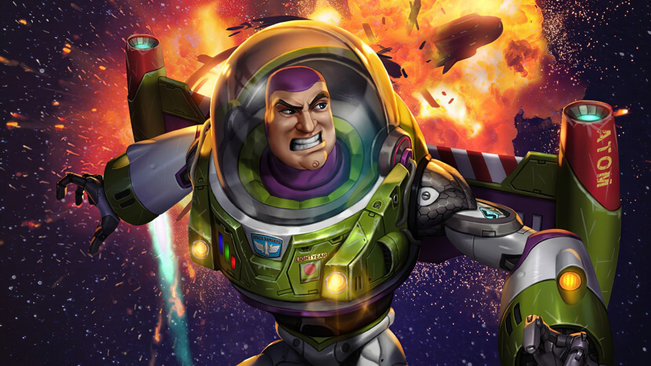 epic buzz light year