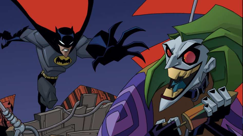 batman v the joker