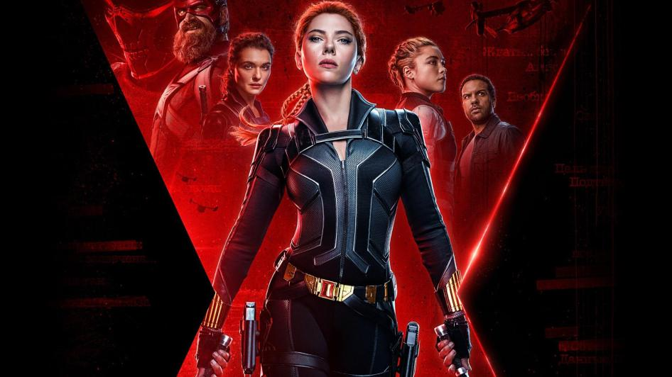 Black Widow Movie Wallpaper