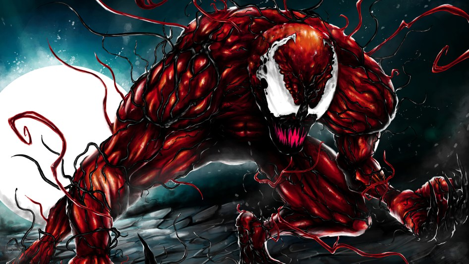 Carnage Leaping