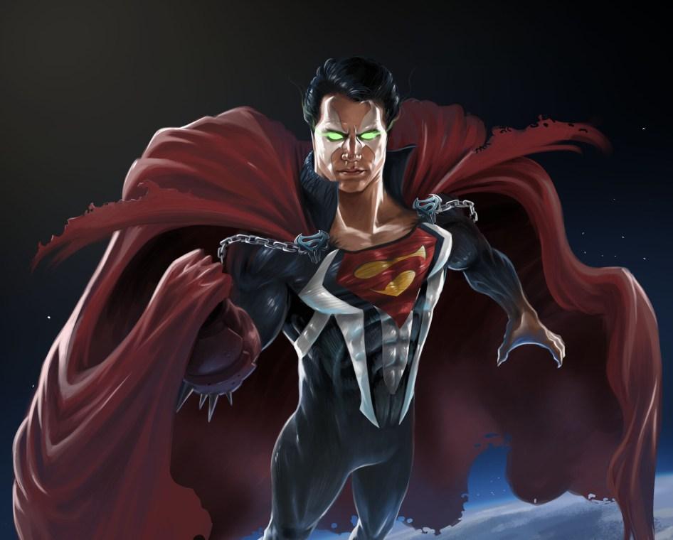 Superman is Spawn