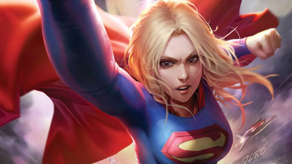 adorable supergirl