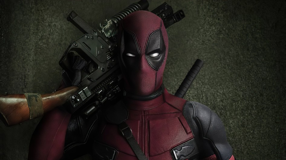 deadpool with 4k gun