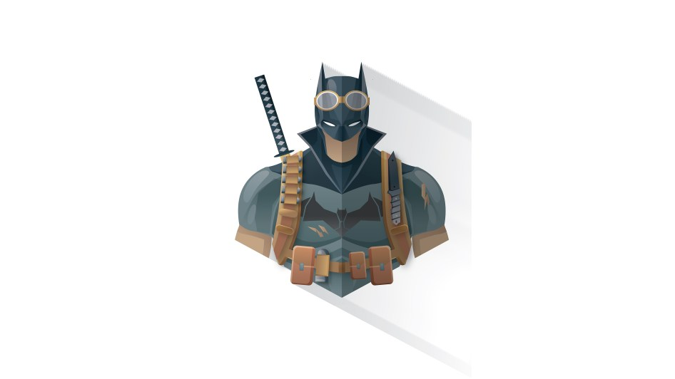 samurai batman