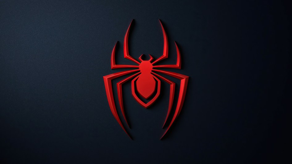 Spider-man logo updated 2020 wallpaper comic books all new ultimate
