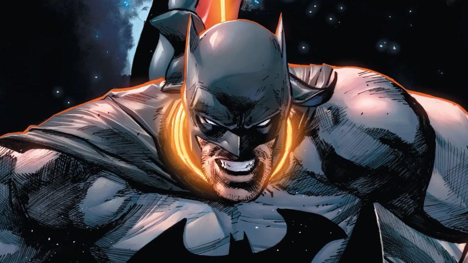 batman getting roped into something