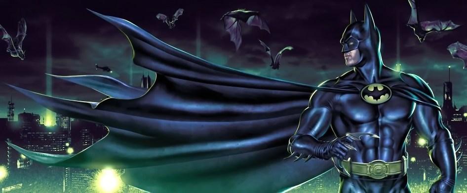 batman in the wind
