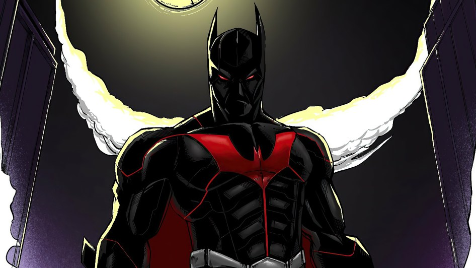 batman beyond has clouds