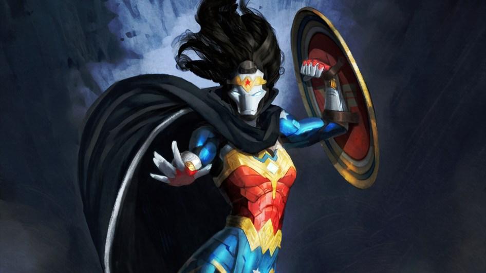 Wonder Woman Robot