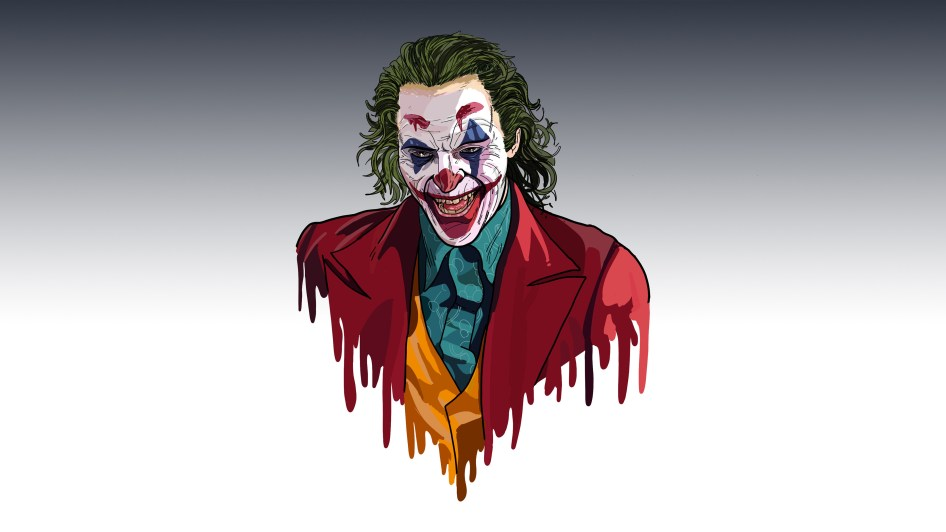 The Joker is Dripping