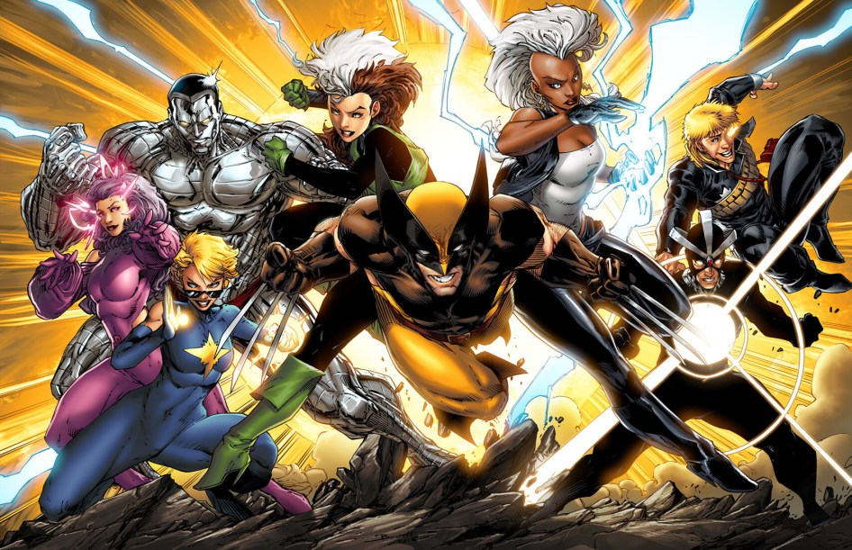 Uncanny X-Men by Jeremy Roberts & Brett Booth