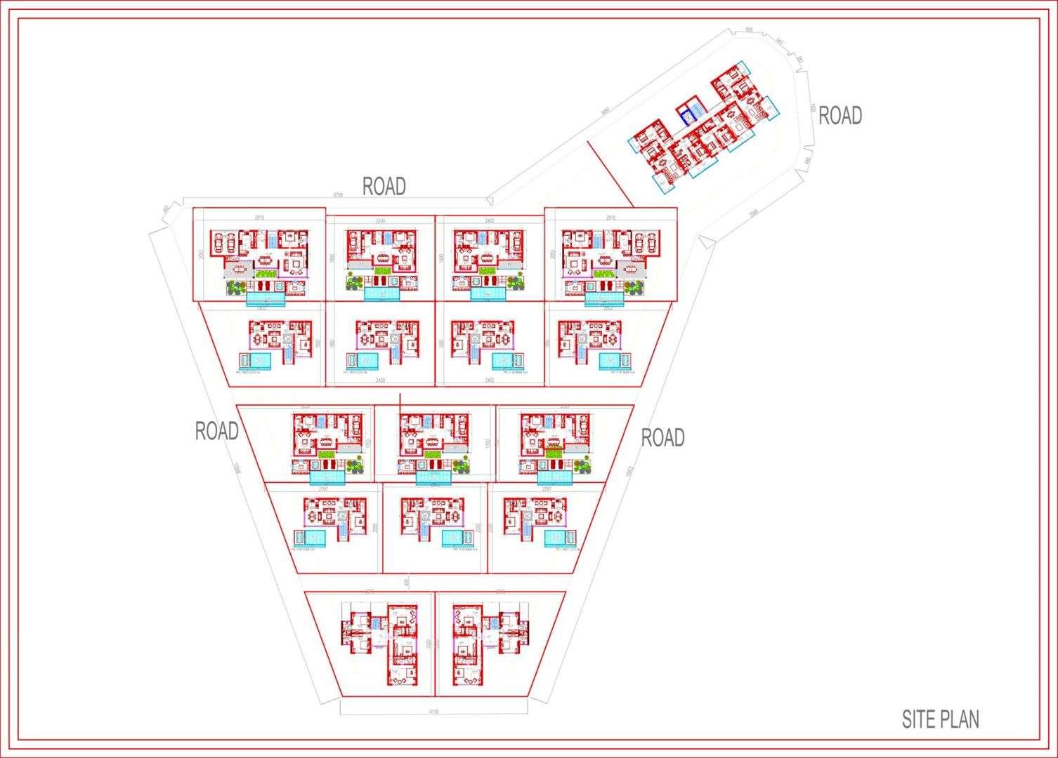 Type 3 Site Plan