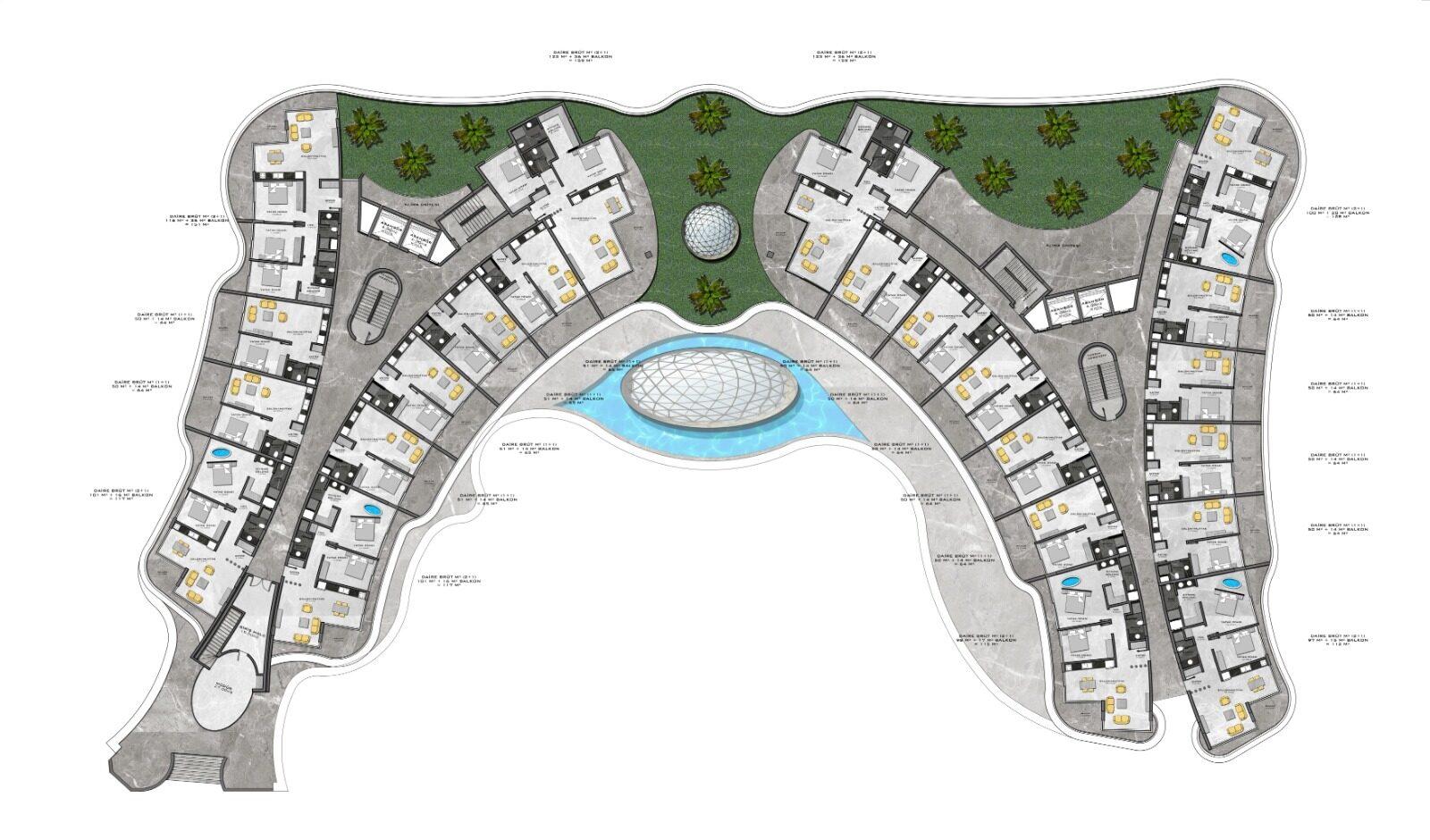 Plan of 1st floor