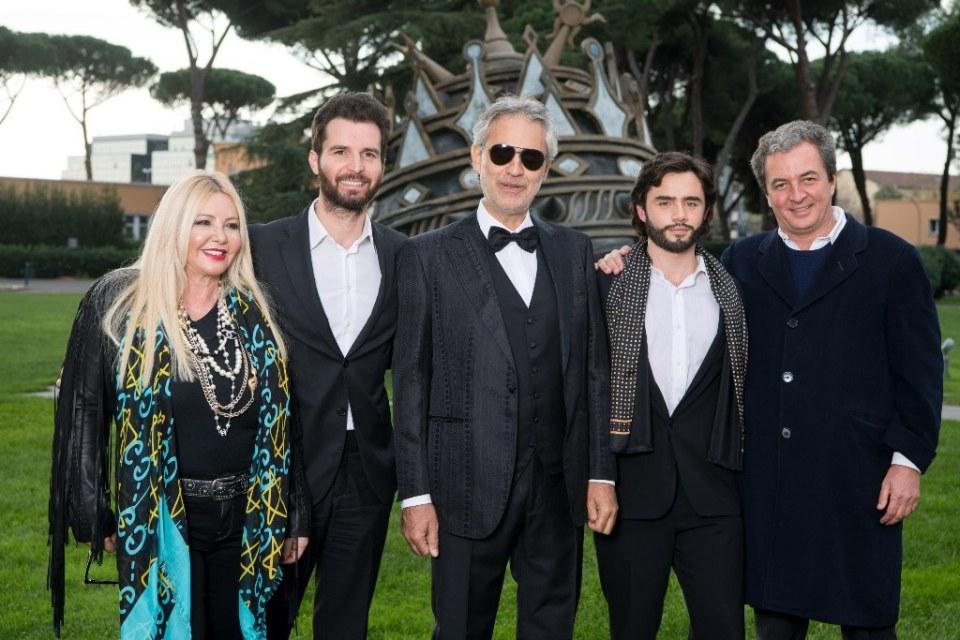 """""""Capri Award - Biopic of the Year"""", vince """"La musica del silenzio"""" di Michael Radford"""
