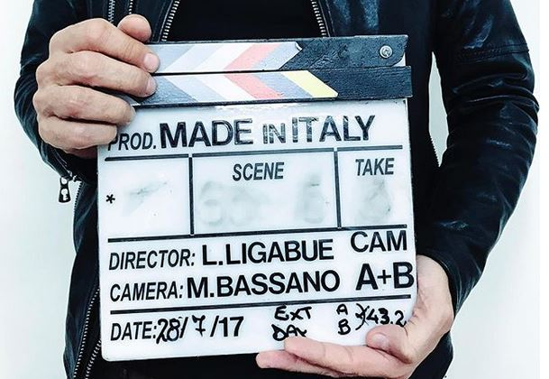 """Made in Italy"", il trailer del nuovo film di Ligabue"