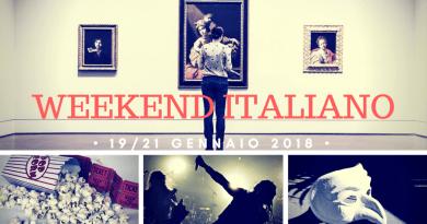 Weekend italiano: eventi, mostre, film e concerti (19/21 gennaio)