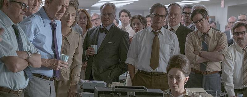 """Steven Spielberg, Tom Hanks e Meryl Streep domenica a """"Che Tempo che Fa"""""""
