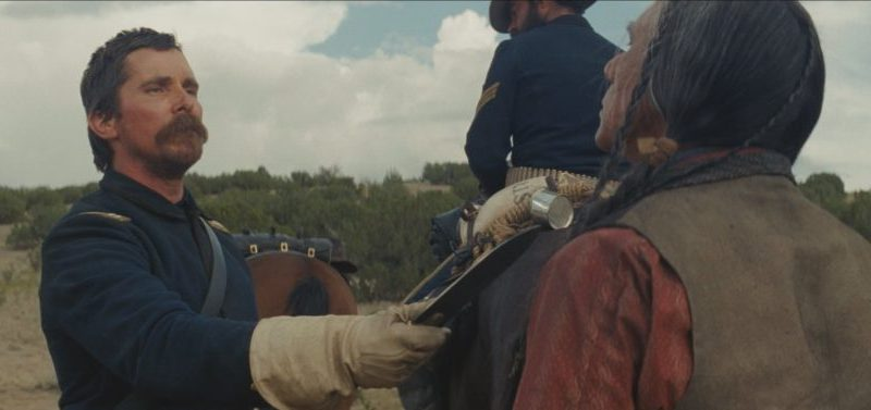 """Hostiles, al cinema dal 22 marzo il western """"non convenzionale"""" (trailer)"""