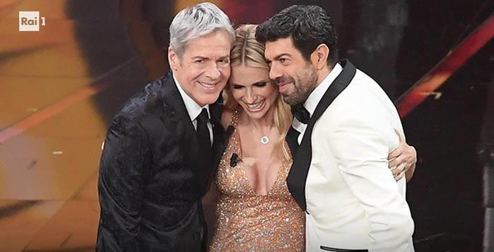 Sanremo 2018 ha la sua canzone regina: trionfano Meta e Moro