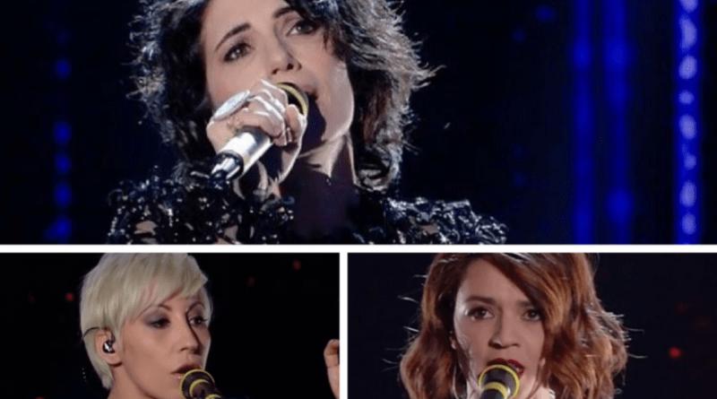 David 2018, Giorgia, Malika Ayane e Carmen Consoli sul palco (VIDEO)