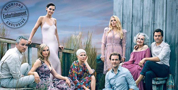 Dawson's Creek: il cast insieme 20 anni dopo (e già si parla di un ritorno in tv)