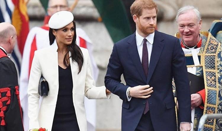 Ecco le prime immagini del film sul principe Harry e Meghan Markle