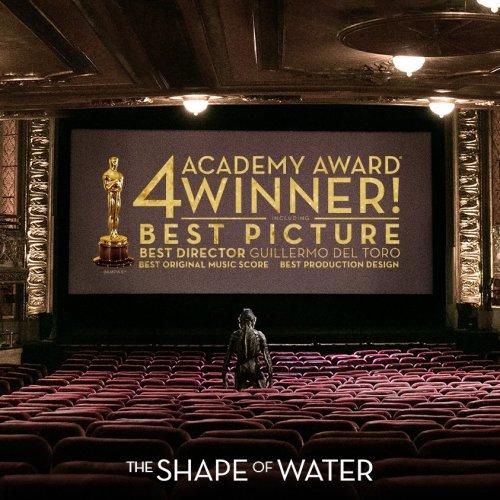 Guillermo Del Toro La forma dell'acqua