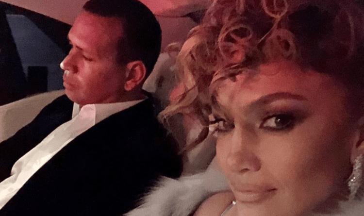 Jennifer Lopez e Alex Rodriguez: due cuori e una (spettacolare) capanna.