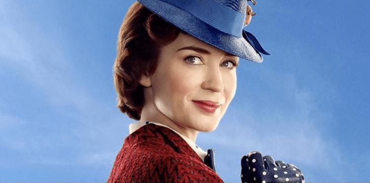 Mary Poppins: a Natale arriva nei cinema il remake con Emily Blunt (trailer)