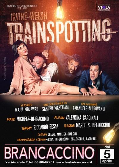 trainspotting locandina brancaccino